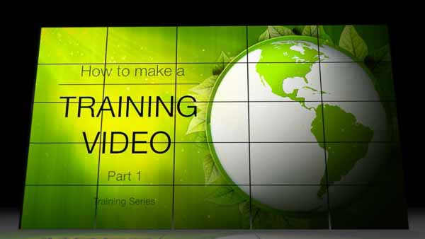Training video production by Still River Films
